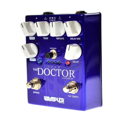 Wampler The Doctor Lo-Fi Delay - efekt gitarowy-13191