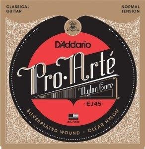 D'Addario EJ45 - struny do gitary klasycznej