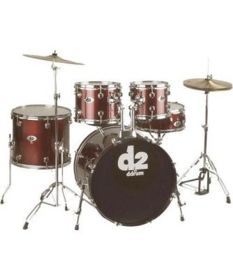 Ddrum D 2 BR - akustyczny zestaw perkusyjny-1480