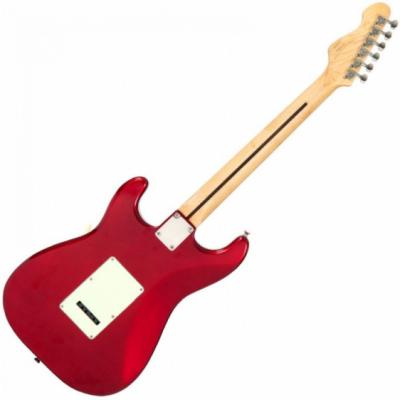 Vintage Gitara elektryczna V6 JOHN VERITY CANDY APPLE RED