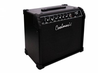 COOLMUSIC Unique-25R - Wzmacniacz gitarowy