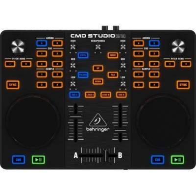 Behringer CMD STUDIO 2A - kontroler DJ