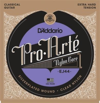 D'addario EJ44 - struny do gitary klasycznej