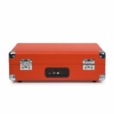 CROSLEY Cruiser Deluxe Orange - Gramofon walizkowy