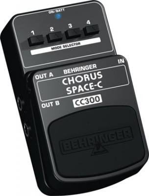 Behringer CC300 Space Chorus - efekt gitarowy