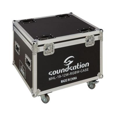 Soundsation MHL-19-12W-RGBW SET - zestaw 4 ruchome głowy LED-12175