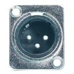 Proel XLR3MDL XLR 3-pin gniazdo montażowe