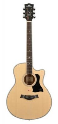 KEPMA Gitara akustyczna A1C NM
