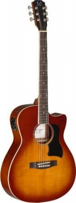 James Neligan BES-ACE DCB - gitara elektro-akustyczna-13284