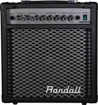 RANDALL RX 25 RM BC combo do gitary elektrycznej
