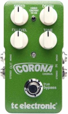 TC Electronic Corona Chorus - efekt gitarowy