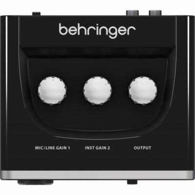 Behringer UM2 - interfejs audio 2x2