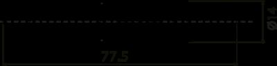 ROXTONE RJ2PP-BK-NN - Wtyk typu Jack mono