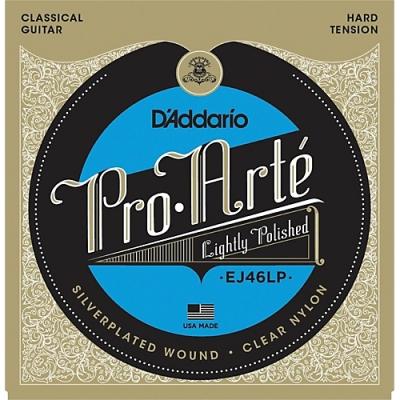 D'Addario EJ46LP - struny do gitary klasycznej
