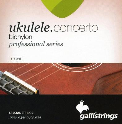 Galli UX720 - struny do ukulele koncertowego-6263
