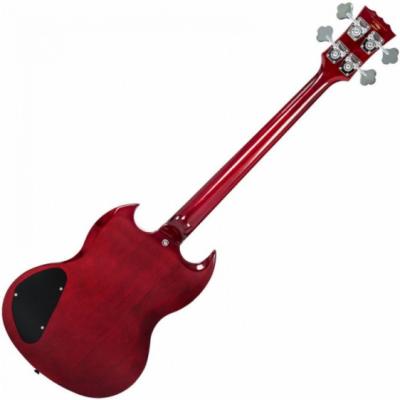 Vintage Gitara basowa VS4 CHERRY RED