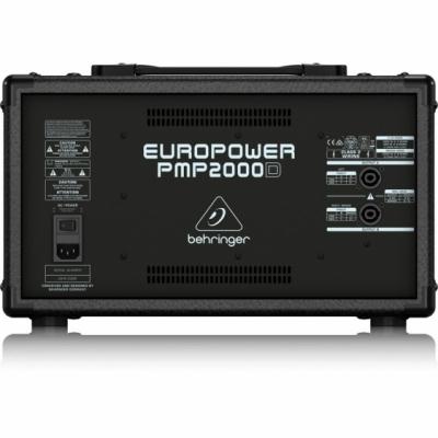 Behringer EUROPOWER PMP2000D - 14-kanałowy powermikser 2000 W