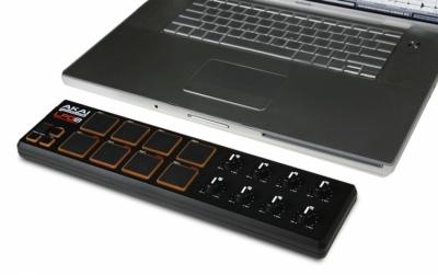 AKAI LPD 8 - Mini kontroler USB/MIDI