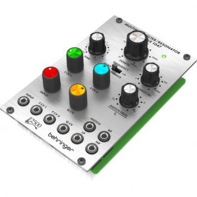 Behringer 1047 Multimode Filter/Resonator - moduł syntezatora modularnego
