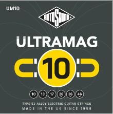 Rotosound UM10 - 6 strun do gitary elektrycznej [10-46] nikiel/ żelazo