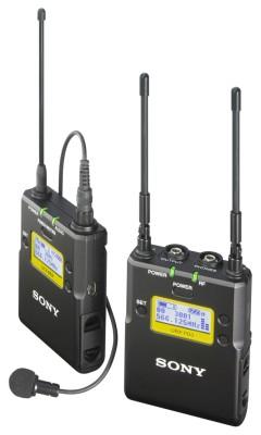 SONY UWP-D11/K42 - System bezprzewodowy UHF Hybrid