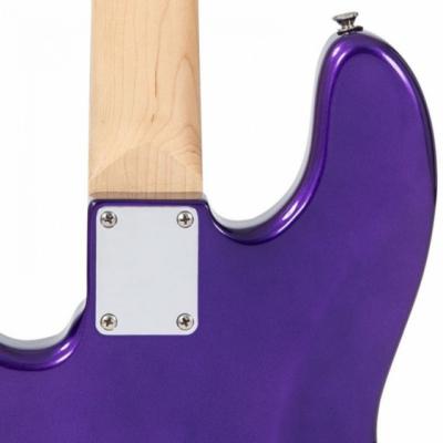 Vintage Gitara basowa VJ74PL PURPLE
