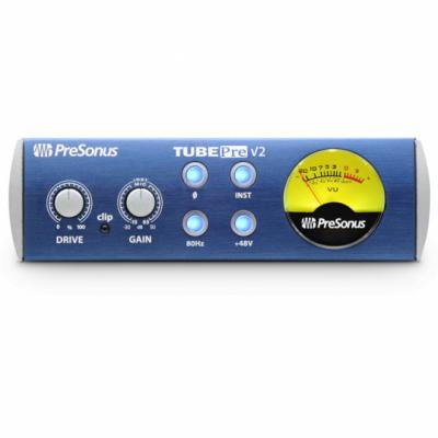 PreSonus TubePre V2 - Przedwzmacniacz Mikrofonowy