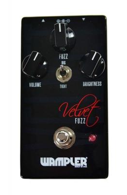 Wampler Velvet Fuzz - efekt gitarowy-13196