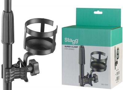 Stagg SCL-CUH - uchwyt na kubek z zaciskiem-12326