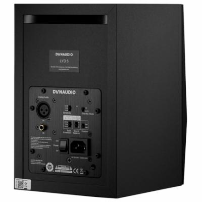 DYNAUDIO LYD 5 Black - Aktywny monitor