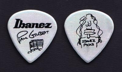 Ibanez Paul Gilbert White - kostka gitarowa