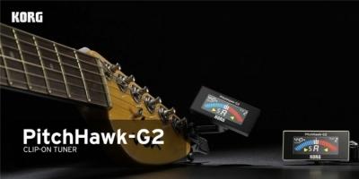 Korg PitchHawk G2 BK