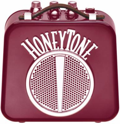 Danelectro HoneyTone Mini Amp N-10 Burgundy mini wzmacniacz