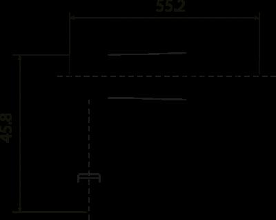 ROXTONE RJ2RPP-RD-NN - Wtyk typu Jack kątowy mono