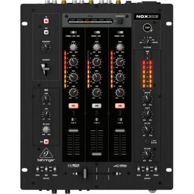Behringer NOX303 - 3-kanałowy mikser DJ