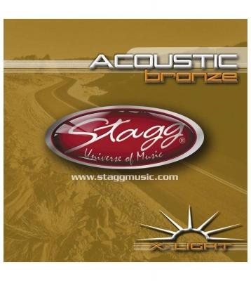 Stagg AC 1048 BR - struny do gitary akustycznej-135