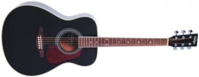 Vintage V300BK Black - gitara akustyczna