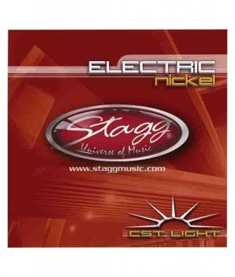 Stagg EL 0942 - struny do gitary elektrycznej-203