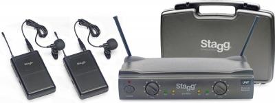 Stagg SUW 50 LL FH EU - bezprzewodowy system UHF-13522