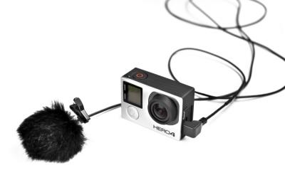 MXL MM-165GP - Mikrofon do kamery GoPro