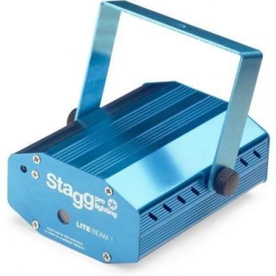 Stagg SLR LITE 5-2 BL TWINKLING - laser-2557