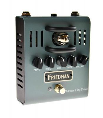 Friedman Motor City Drive - lampowy efekt gitarowy-13218