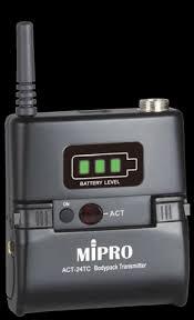 MIPRO ACT 24 TC nadajnik UHF