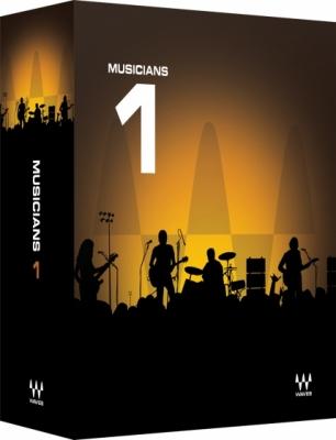 Waves Musicians 1 Bundle