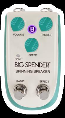 Danelectro Billionaire Big Spender Spinning Speaker efekt gitarowy