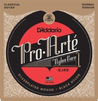 D'Addario EJ49 - struny do gitary klasycznej