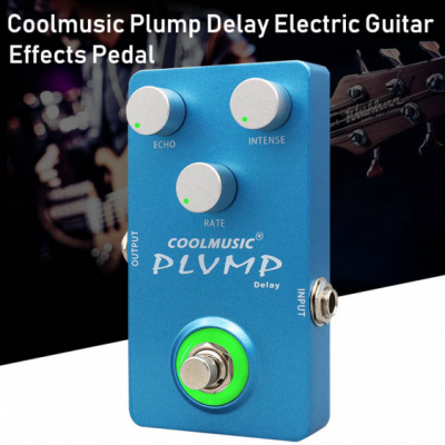 COOLMUSIC C-DE01 - Efekt do gitary Delay