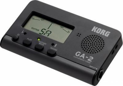 KORG GA2 - tuner gitarowy basowy