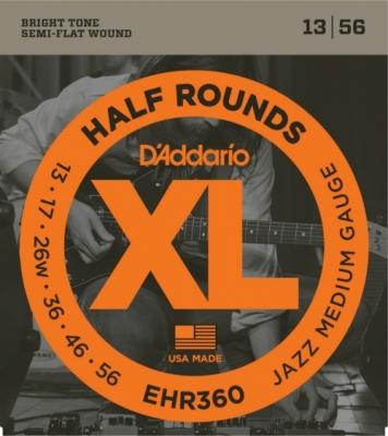 D'Addario EHR360 13-56 - struny do gitary elektrycznej