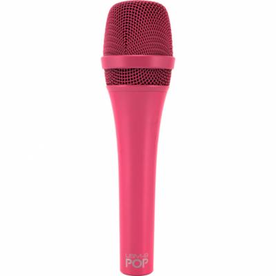 MXL POP LSM-9 - Mikrofon dynamiczny purpurowy